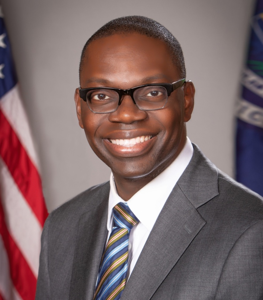 Lt. Governor Garlin Gilchrist Stops in Ypsilanti